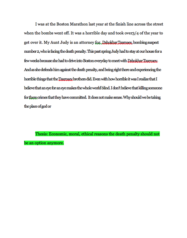 Essays  Elizabethwalshlane Final Draft Of Persuasive Essay